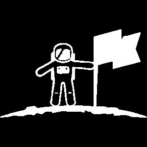 Mondlandung - Design