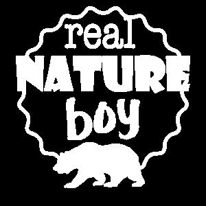 Naturbursche NatureBoy Farmer und Landwirt Bär