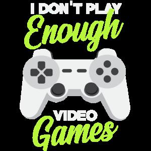 I don't play enough Videogames
