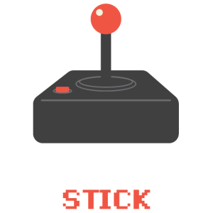 Play with my stick