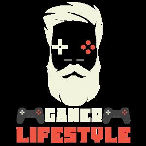 Gamer lifestyle