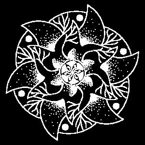 Spirituelles Mandala