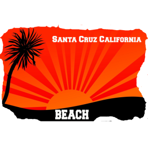 Santa Cruz California Beach
