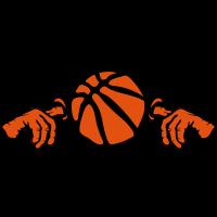 Basketball Basketball-Ohr Finger Mund