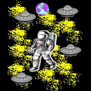 Astronauten Ufos