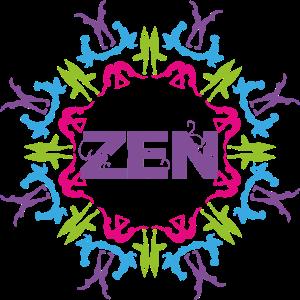 Zen-Haltung