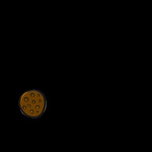 Lustiger Spruch Ernährung Kekse