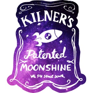 Kilner's Patented Moonshine (Stars)