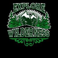 explore wilderness