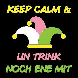 Keep Calm Karneval