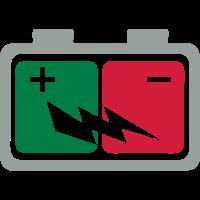Autobatterie für batery