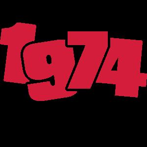 1974 Weltmeister Jahrgang, 2-farbig
