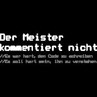 it shirt code meister