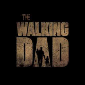The Walking Dad Vatertag Geschenk