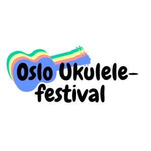 Festival-logo i flere farger