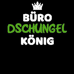 Büro Dschungel König