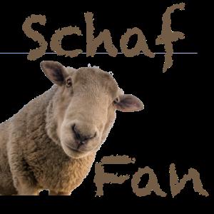 Schaf Fan für alle Liebhaber der wolligen Tiere