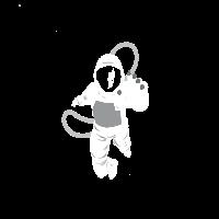 Astronaut - Weltall - Spacewalk Design