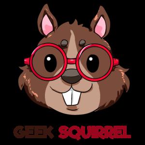 Geek Eichhörnchen