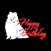 Geburtstag Langhaarcollie
