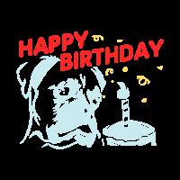 Geburtstag Boxer