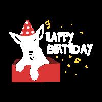 Geburtstag Bull Terrier