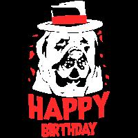 Geburtstag Mastiff