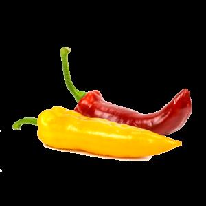 Paprika gelb - rot