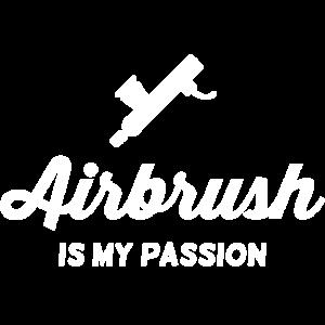 Airbrush T-Shirt Das perfekte Geschenk