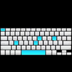 Push My Buttons Drück meine Knöpfe Tastatur cool