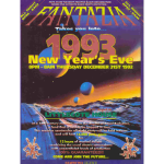 New Year 92/93 Flyer