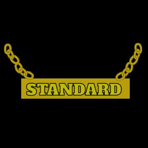 Standard Goldkette Goldkettchen Rap Hip Hop