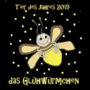 Tier des Jahres 2019, Glühwürmchen, Leuchtkäfer
