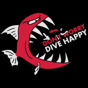 Monster Fish Dive Happy