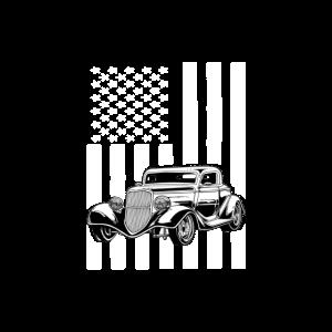 Amerikanischer Oldtimer