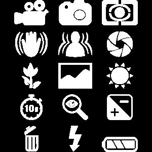 DSLR Camera Symbol