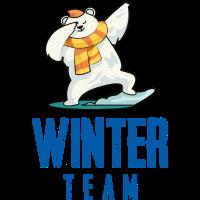 eisbär winter team