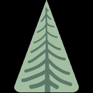 grüne Tanne