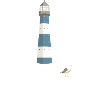 Ostsee Möwe Leuchtturm Fehmarn Rostock Rügen Moin