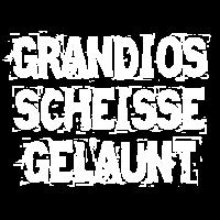 grandois1 GRANDIOS SCHEISSE GELAUNT MIES DRAUF