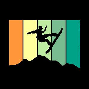 Snowboard Schnee Wintersport Geschenk Board Kalt