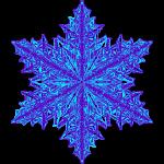 Schneeflocke III