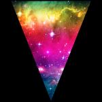 Regenbogen-Raum