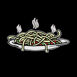 Pasta - Spaghetti - Nudeln -