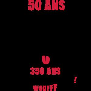 50 Jahre Geburtstag Hund
