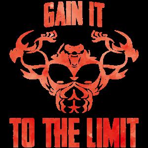 gorilla fitness motivation