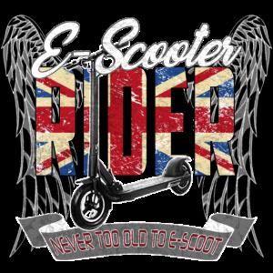 Escooter Electricscooter United Kingdom UK