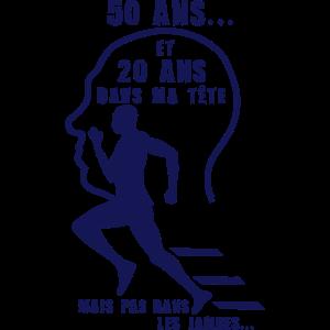 50 Jahre Jubiläum Beine Head Sports