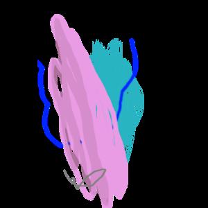 Paint colors floating