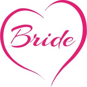 Bride Herz Design Junggesellinnenabschied JGA